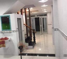 HXH thông Trần Bá Giao Dương Quảng Hàm Gò Vấp nhà mới 52m2 4 x 12.5 x 2 tầng 2PN...